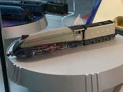 Dapol A4 2509 Silver Link