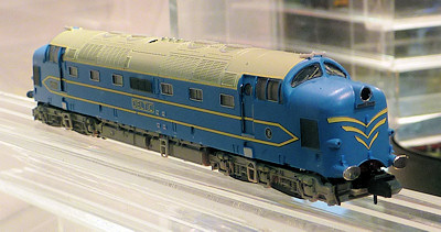 Farish Deltic DP1
