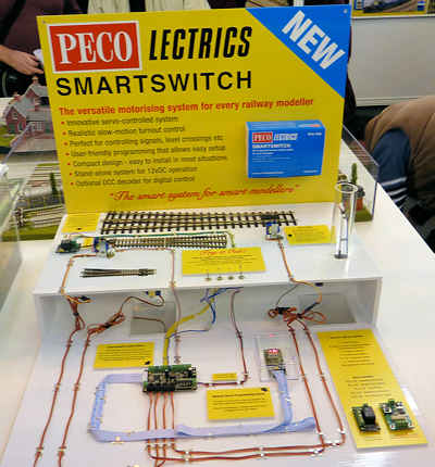 Peco smartswitch display