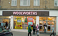 last day of Berwick Woolworths